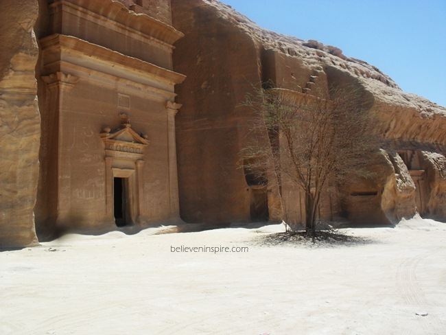 Madain Saleh – Saudi Arabia (Rare Pictures)