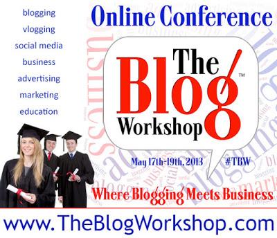 Online Blog Conference-A Bloggers Dream Come True