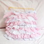 Pottery Barn Tilly Pillow Cover Knock-off Tutorial