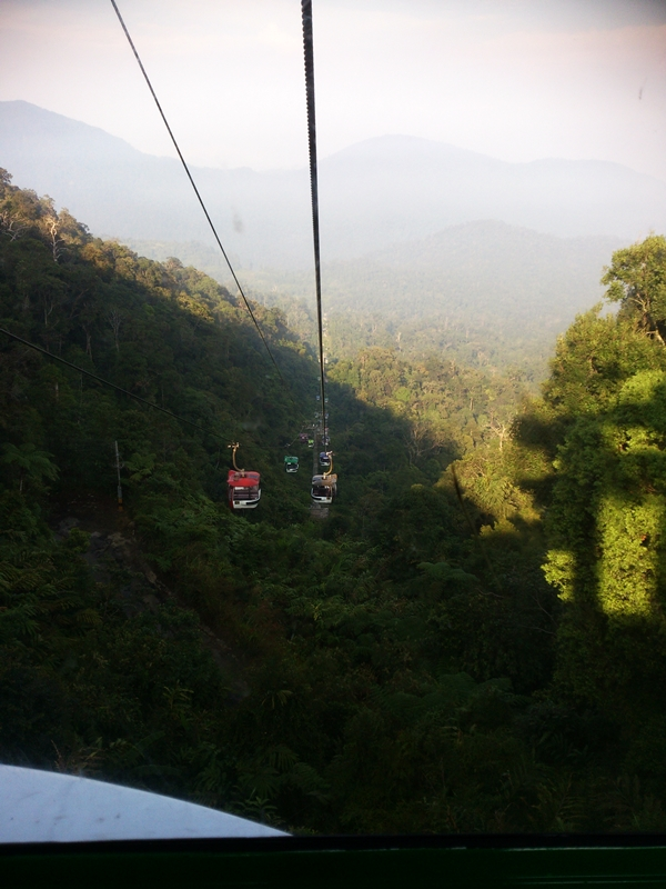 Genting Highlands Theme Park Trip