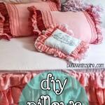 My DIY Pillows