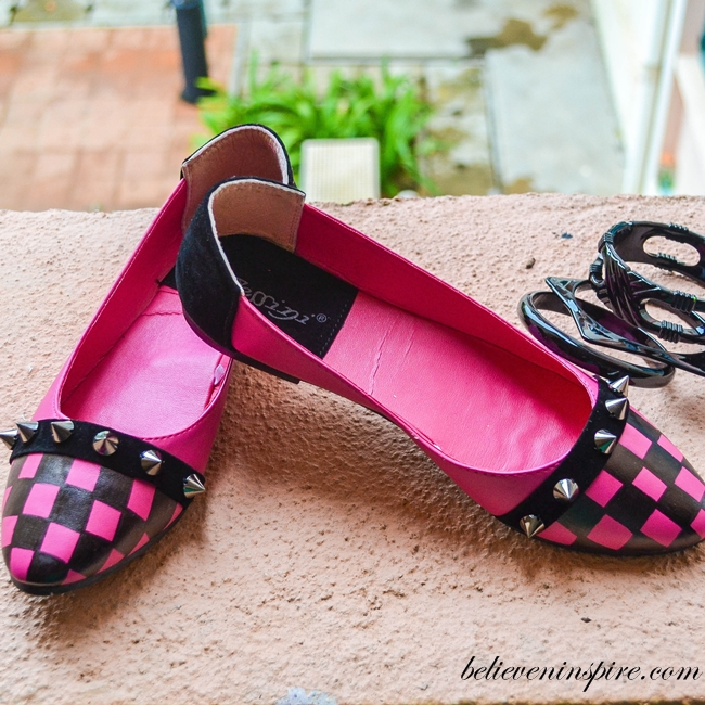 Checkered Shoes ( Customize Your Own Shoes)