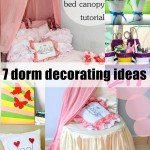7 Personalized Dorm Decorating Ideas