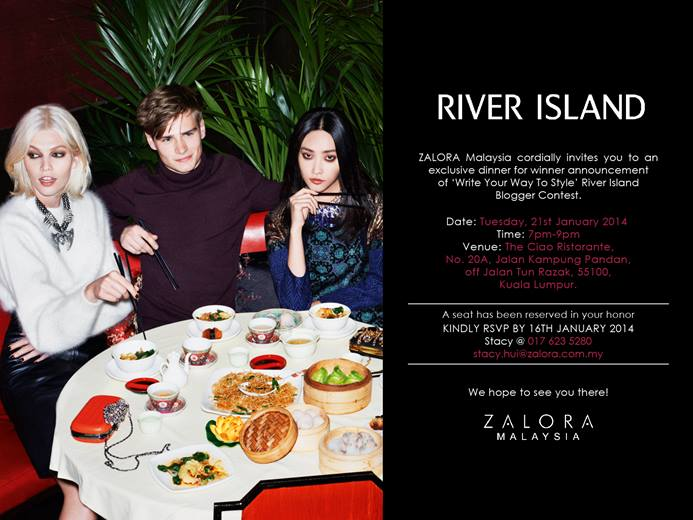 Dinner With Zalora