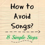 Challenge Guidelines and Tips on Avoiding Songs