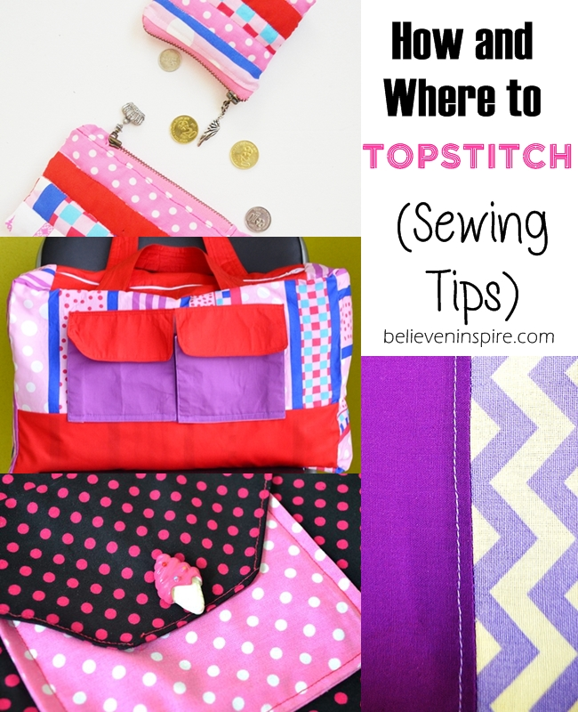How to Top stitch (Sewing Tips for Beginners). Take your sewing from ordinary to PROFESSIONAL with these simple top-stitching tips. My ABSOLUTE favorite. CHECK OUT NOW!
