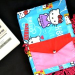 Re-usable AND Washable Custom Notebooks Cover Sewing Tutorial