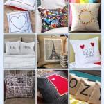 20 Unique DIY Throw Pillows