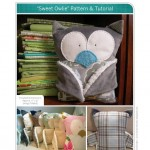 Owl Softie – Free Sewing Pattern