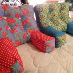 Sofa Style Back Pillow Tutorial