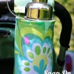 Laminated Snap-on Cupholder Tutorial