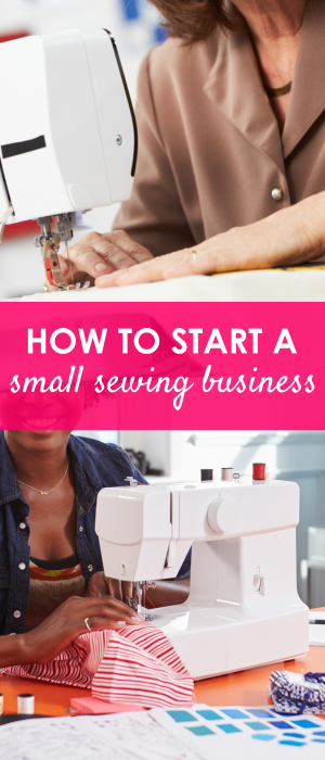 small business | business for moms | craft business | home sewing business | mom business ideas
