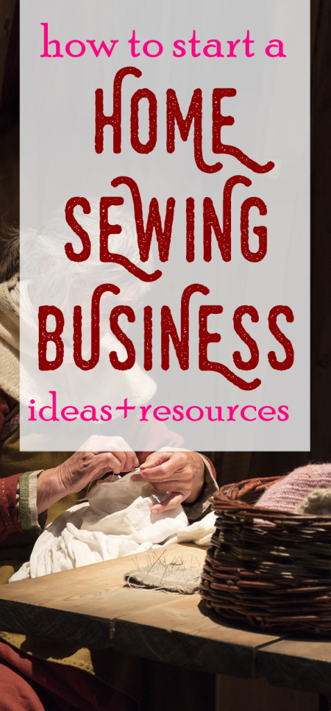 how to start a small sewing business sew some stuff