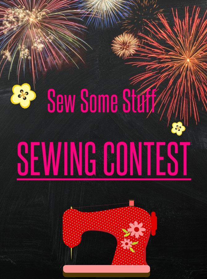 Sew Some Stuff Sewing Contest