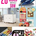 Gifts for Moms Who Sew 2016
