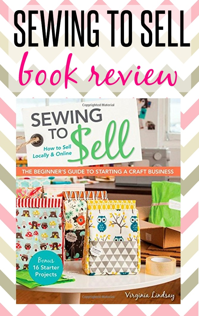 Sewing to sell book review on sewsomestuff.com. Planning to start your new sewing business and don't know where to begin? Don't worry THIS book has everything that you need. READ the review of the book for a better idea on the blog NOW!