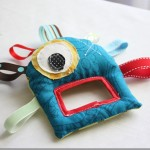 Monster Toy Sewing Tutorial
