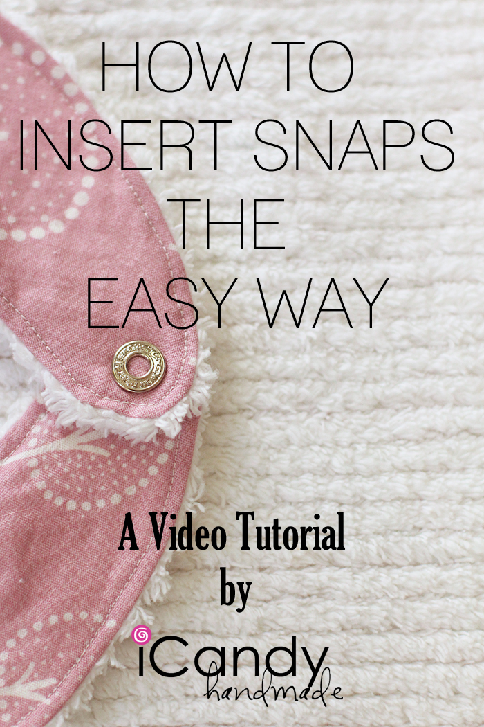 How to Insert Snaps