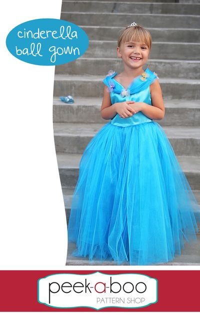 Cinderella Ball Gown free pattern Image 2 Cinderella Ball Gown free pattern Cinderella Ball Gown free pattern Image 5 Cinderella Ball Gown