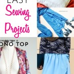 10 BEST Quick and Easy Sewing Projects for Beginners