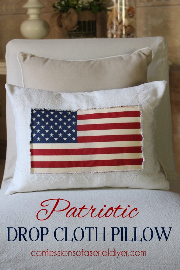 Patriotic Pillow Tutorial