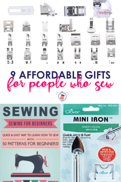 11 PERFECT $20 Gifts for People Who Sew 2018