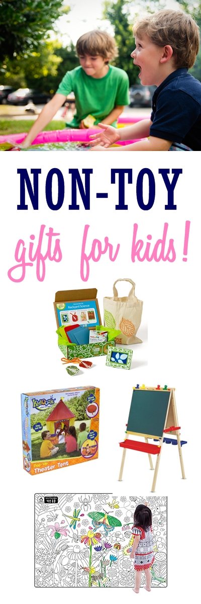 Best Non Toy Gifts (Kids)