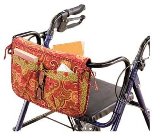 Wheelchair and Walker Carrier Bag Sewing Pattern