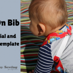 Reversible Stay – on Bib Tutorial + Pattern