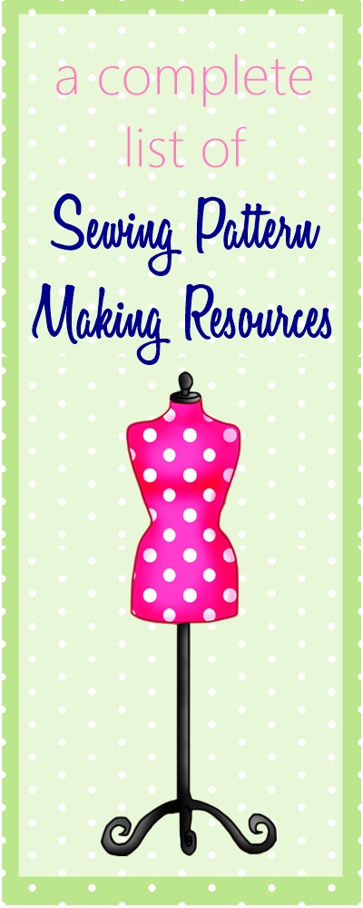Best Sewing Pattern Making Classes & Books for Beginners - Sew Some ...