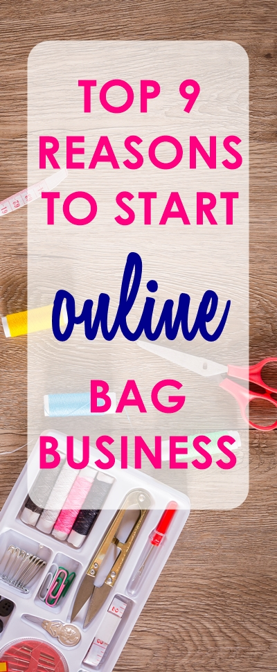 small business ideas | homemade business | craft business ideas | craft business | online bag business | sewing to sell | how to start a sewing business
