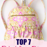 7 Best Backpack Patterns to Sew That Everyone Will LOVE