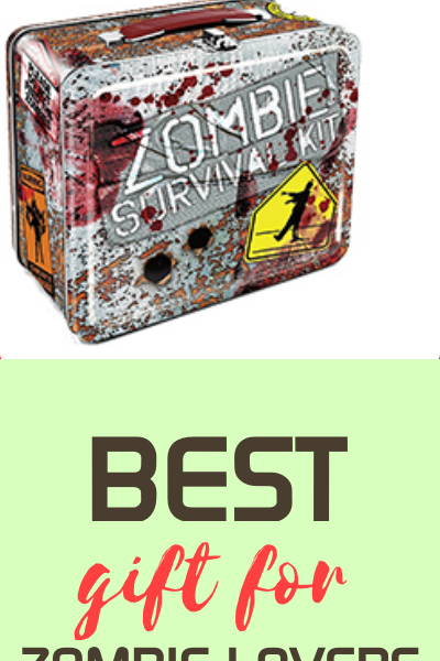 Best Boy Gift Review – Aquarius Zombie Survival Large Tin Fun Box