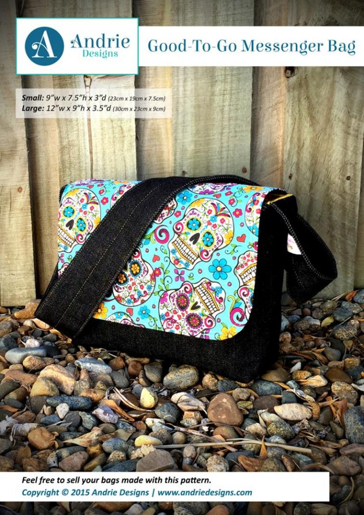 7 Best Messenger Bag Patterns that are Easy to Sew - Sew Some Stuff