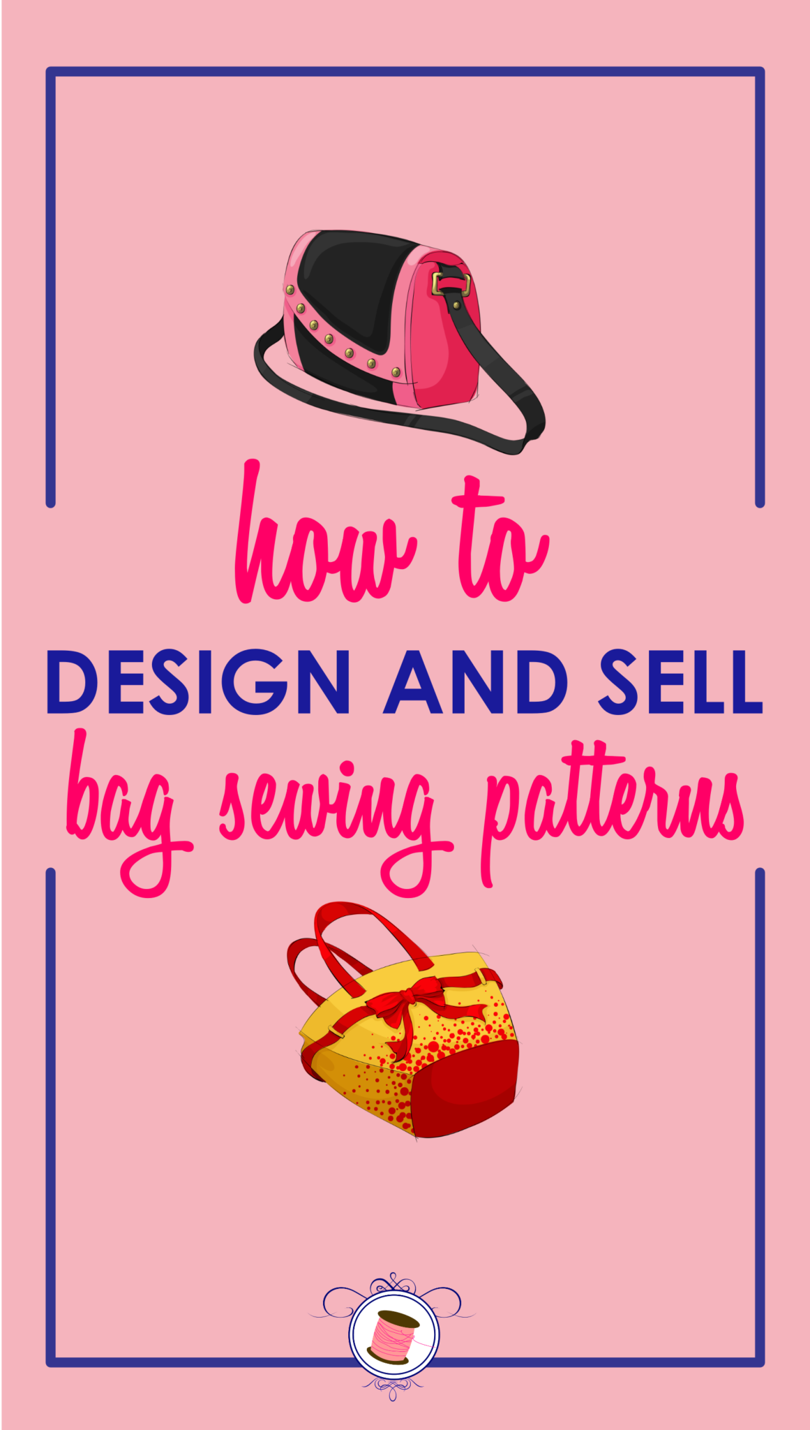 free bag patterns to sew | tote bag pattern | free bag patterns | free purse patterns | handbag patterns |