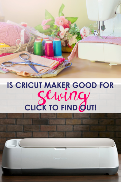 Is Cricut Maker Actually Good for Sewing? Honest Answer