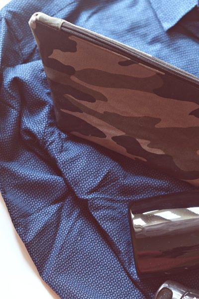 BEST Flat Bottom Zipper Pouch Tutorial for BEGINNERS