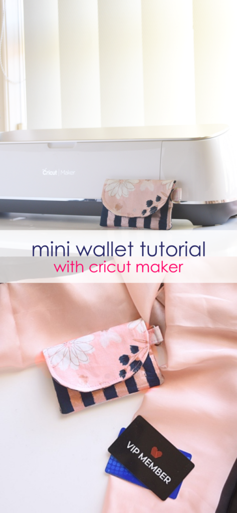 Easy Wallet Pattern | wallet sewing tutorial | fabric card holder tutorial | small wallet sewing pattern | diy coin purse | cricut maker sewing projects |