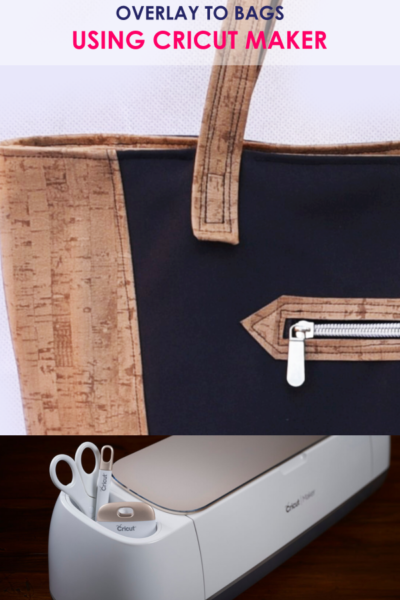 How to Sew a Zipper Pocket with Vinyl Overlay (FREE PDF+SVG)