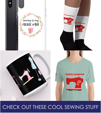 gifts for sewers sewing humor sewing themed tee, mug, phone case gifts for people who sew