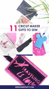 11 cricut maker sewing project ideas, free sewing patterns for