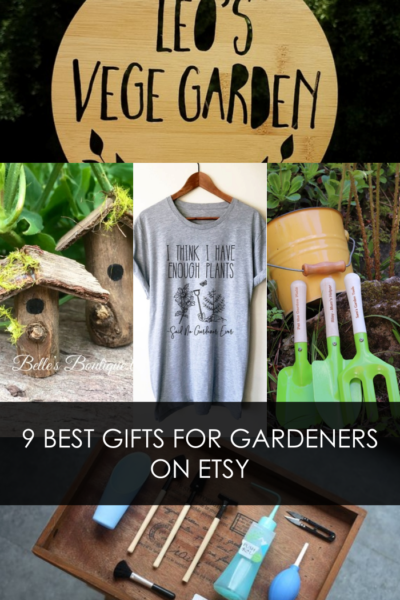 9 Unusual Gifts for Gardeners (Etsy)